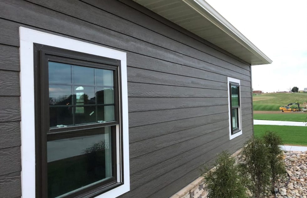 Brown-Gray-Siding